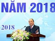 Grupo asistente del premier vietnamita traza tareas para 2018