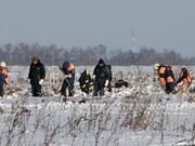 Vietnam trasmite mensaje de condolencia por accidente del avión ruso