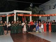 Vietnamitas en Cuba celebran fiesta tradicional de primavera