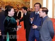 Oficina del Parlamento de Vietnam celebra el Año Nuevo Lunar