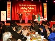 Comunidades vietnamitas en Republica Checa y Sri Lanca festejan el Tet de 2018