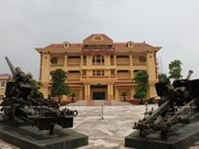 Museo de Armas de Vietnam, destino interesante para turistas en Hanoi  
