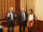Escritora vietnamita gana premio de Rusia
