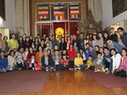 Vietnamitas en la India e Italia celebran el Año Nuevo Lunar