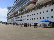 Puerto de Da Nang saluda llegada de primeros barcos de transporte