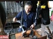 El último grabador de plata en la montaña Po Ly Ngai