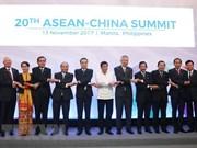 Singapur: ASEAN y China determinados a completar Código de Conducta en Mar del Este