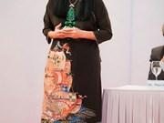 Materiales textiles vietnamitas en la moda
