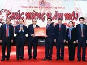Premier exige continuar edificación de instalaciones a favor de trabajadores vietnamitas  