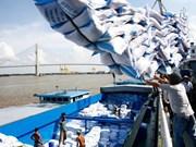 Positivas señales para exportaciones de arroz de Vietnam en 2018