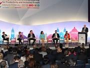 Vietnam participa en conferencia ministerial de OCDE en México