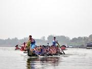 Efectuarán por primera vez en Hanoi regata tradicional