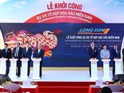 Inician en Vietnam construcción de importante complejo petroquímico