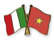 Vietnam e Italia fomentan cooperación multifacética