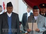 Vietnam felicita a nuevo primer ministro de Nepal