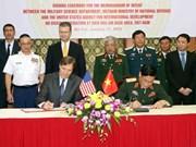 Estados Unidos desea fortalecer lazos con Vietnam en la defensa
