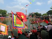 Inauguran festival en honor a uno de los santos inmortales de Vietnam