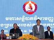 Comienza la votación en las elecciones al Senado de Camboya