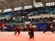 Debutan en Argelia federación de arte marcial vietnamita Son Long Quyen Thuat