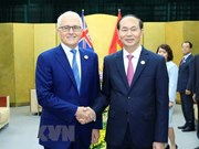 Felicitaciones de dirigentes vietnamitas por aniversario de nexos diplomáticos Vietnam- Australia