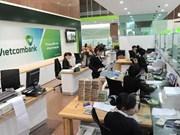 Vietcombank fija meta de 570 millones de dólares de ganancia en 2018