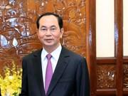 Embajador de Vietnam ratifica importancia de visita de presidente Dai Quang a la India