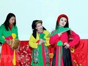Comunidad vietnamita en Italia celebra programa cultural en ocasión del Tet