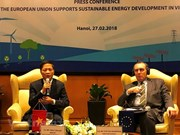 UE dedica 108 millones de euros a suministro eléctrico en zonas rurales de Vietnam