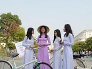 Ciudad Ho Chi Minh alista festival del Ao Dai