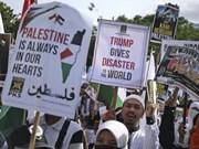 Indonesia critica el plan de Estados Unidos de trasladar su embajada a Jerusalén