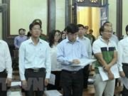 Vietnam emprende juicio de primera instancia de caso de violación en banco Navibank