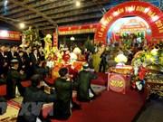 Vietnam celebra festival en homenaje a los reyes Tran