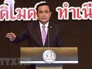 Premier tailandés afirma que elección general se basará en la Constitución