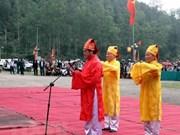 Festival Minh The, reconocido como Patrimonio Cultural Intangible de Vietnam