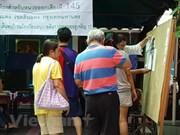 Arranca proceso de registro de nuevos partidos políticos en Tailandia
