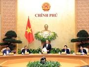 Gobierno vietnamita analiza situación económica de febrero