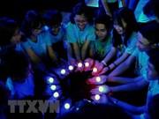 Vietnam responde a la campaña Horadel Planeta 2018