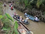 Refuerzan apoyo a empresas emprendedoras especializadas en turismo en la región del Mekong