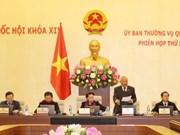 Efectuarán sesión de interpelación en reunión 22 de Comité Permanente del Parlamento vietnamita
