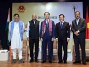 Presidente de Vietnam destaca espacio de desarrollo Océano Índico- Asia- Pacífico