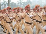 Policía Popular de Vietnam se esfuerza por cumplir enseñanzas del Presidente Ho Chi Minh