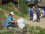 Jóvenes vietnamitas se suman al Mes de la Juventud 2018