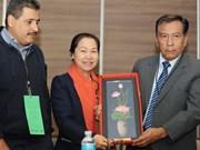 Vietnam participa en XVIII Congreso de FISE en México