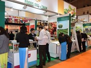 Feria exhibe productos vietnamitas de alta calidad en An Giang