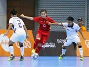 Vietnam se esforzará para elevar su actuación en Campeonato Asiático de Futsal Femenino 2018