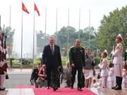 Vietnam y Rusia acuerdan fortalecer aún más la cooperación técnica militar