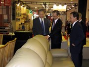 Inauguran en Ciudad Ho Chi Minh novena feria internacional de productos madereros