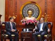 Ciudad Ho Chi Minh busca mayor cooperación con FIDE en desarrollo del ajedrez