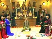 Meditación de té en República Checa destaca rol femenino en preservación de cultura vietnamita