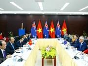 Vietnam y Australia por elevar nexos a nivel de asociación estratégica
